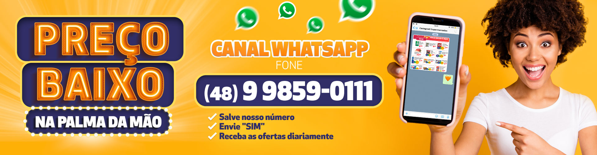 canal whats
